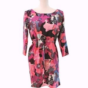 Yumi Kim Revolve Silk Mini Dress Pink Floral